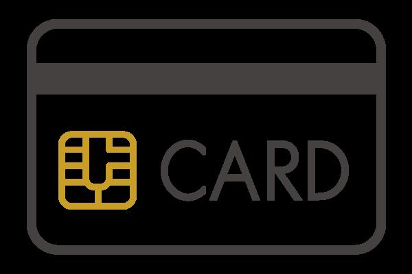 クレジットカードによるお支払い